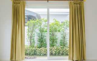 Как защитить окна от солнца своими руками