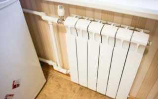 Можно ли поставить холодильник рядом с батареей?