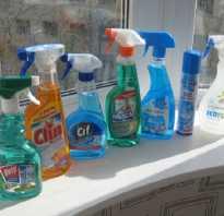 Как чистить стёкла без разводов?